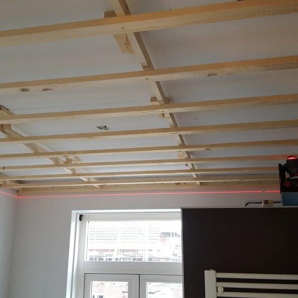 Badkamer Plafond Verlagen. Awesome Verlaagd Plafond In Plagyp With ...